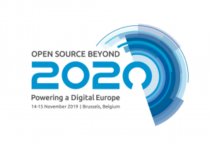 Open Source beyond 2020 - Powering a Digital Europe @ Room 0/S1 (ground floor) | Oudergem | Brussels Hoofdstedelijk Gewest | Belgium