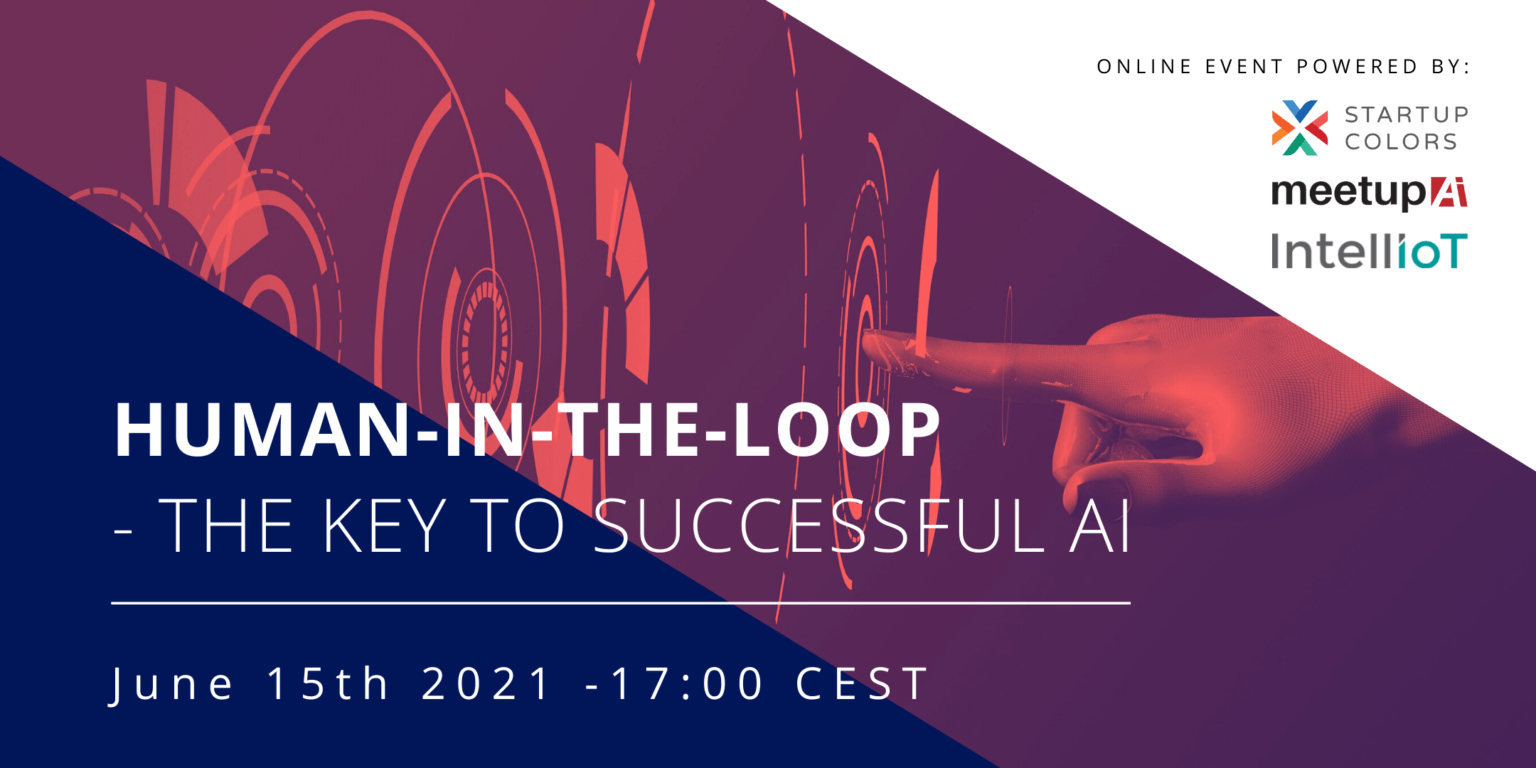 IntellIoT Event: Human In the Loop – a guide to successful AI