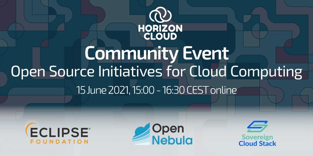 HORIZON CLOUD Community event | Open Source Community Event