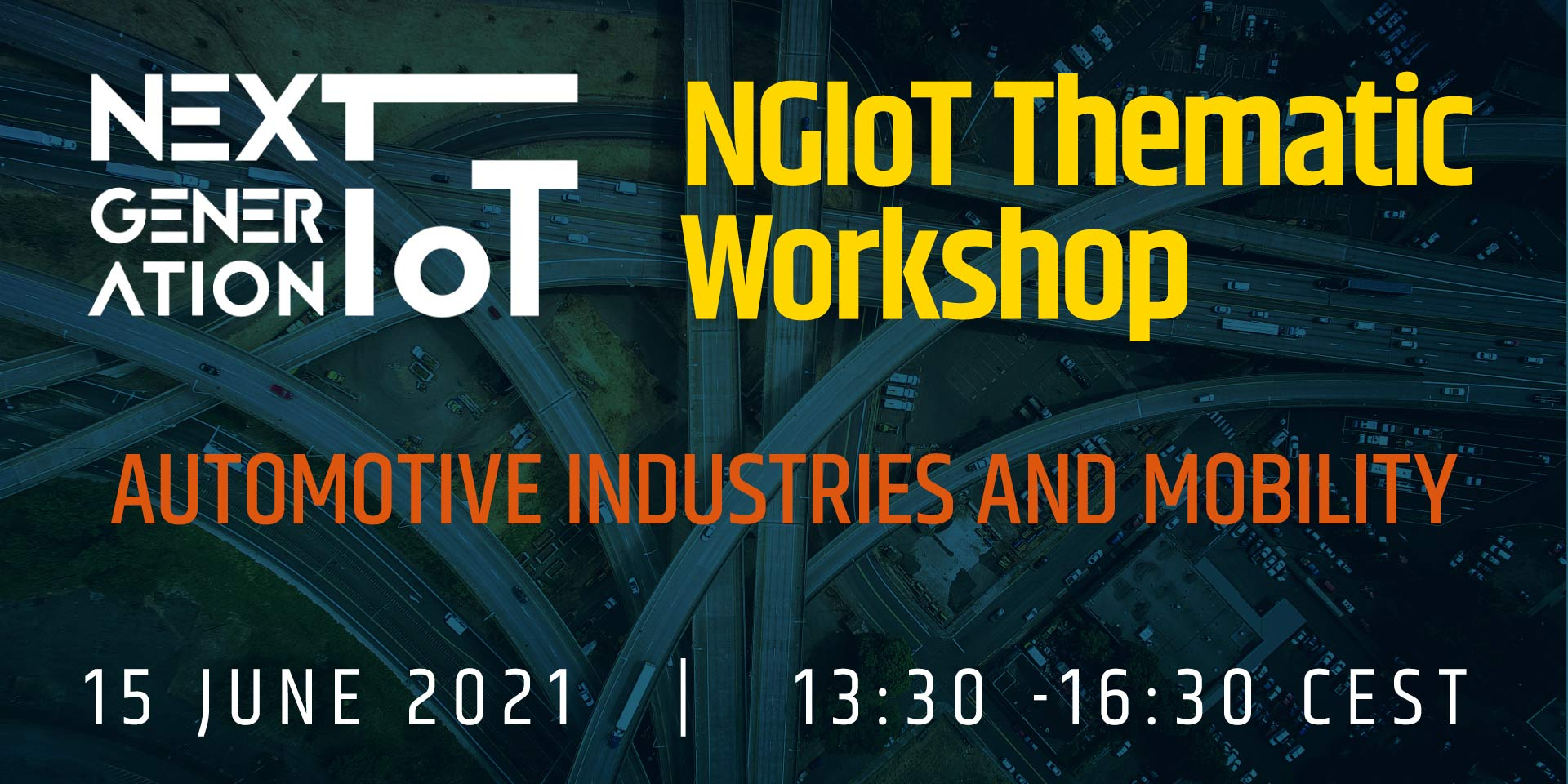 NGIoT Thematic Workshop | Automotive industries and mobility