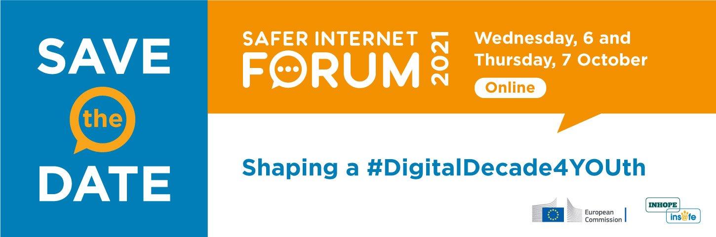 Safer Internet Forum - SIF2021