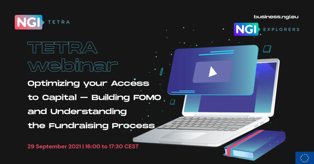 TETRA Webinar: Optimizing your Access to Capital – Building FOMO and Understanding the Fundraising Process